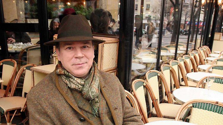 Marc Lambron, ici en 2009.  (GINIES/SIPA)