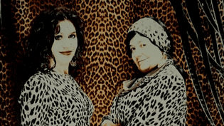 Esmeralda et Pascaline, les Femmes Panthères  (Capture d'écran / Culturebox)