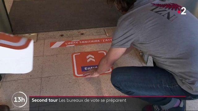 Municipales: préparer les bureaux de vote à l'heure du coronavirus