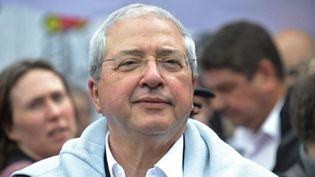 Jean-Paul Huchon pourrait perdre la présidence de la région Ile-de-France (AFP - BERTRAND LANGLOIS)