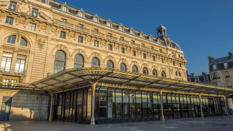 Le musée d'orsay à Paris en 2015  (Daniele SCHNEIDER / Photononstop)