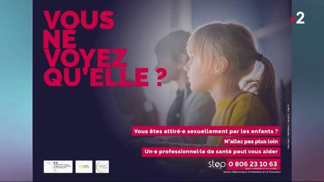Campagne de sensibilisation : lutte contre la pédophilie