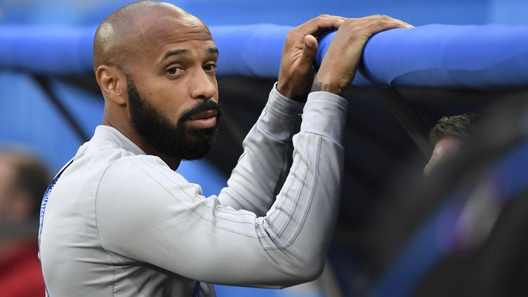 Thierry Henry (CHRISTOPHE SIMON / AFP)