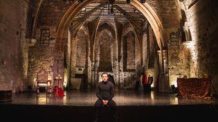 Julien Gelas, metteur en scène et co-directeur du Théâtre du Chêne Noir (JULIEN GIOVANNUCCI)