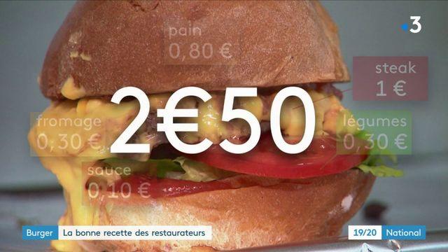 Burger : la bonne recette des restaurants