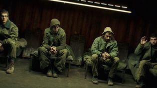 "De jeunes soldats israéliens dans ""Foxtrot"", de Samuel Maoz"