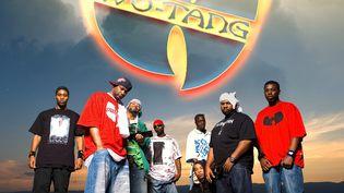 Le groupe de rap américain Wu-Tang Clanle 2 juillet 2015. (MAXPPP)