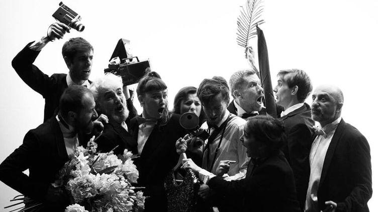 """""""Cannes 39/90"""" d'Étienne Gaudillère au TMS. Sète (Hérault) (DR / Compagnie Y / TMS Sète)"""