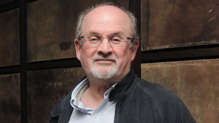 """Salman Rushdie publie """"Deux ans huit mois huit nuits"""" (Actes Sud)  (BFA/Shutterstock/SIPA)"""