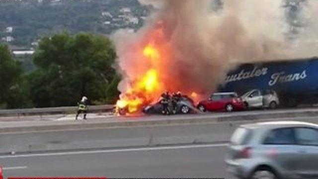 Sécurité routière : un rapport pointe l'État français