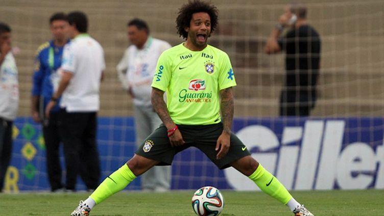 Le latéral brésilien Marcelo
