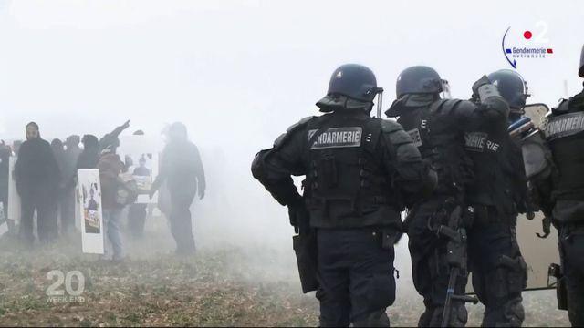 Bure : affrontements pendant la manifestation antinucléaire