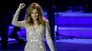 Céline Dion à Las Vegas, août 2015  (Ethan Miller / GETTY IMAGES NORTH AMERICA / AFP)