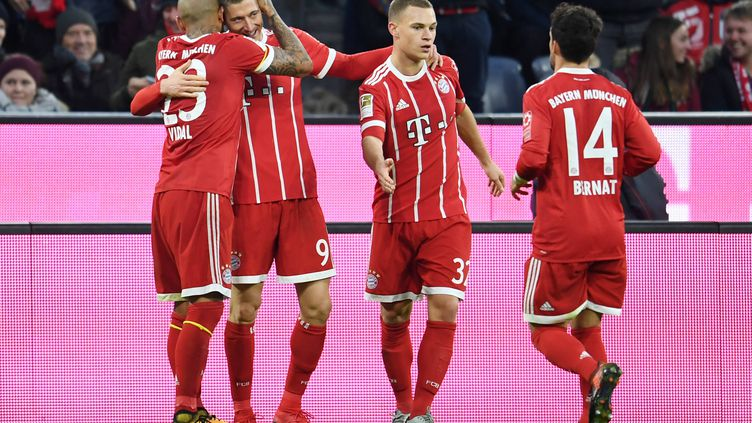 Le Bayern Munich enchaîne