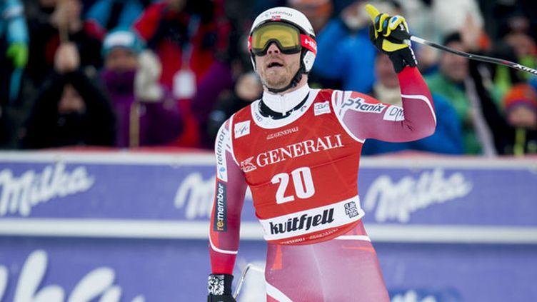 Le skieur norvégien Kjetil Jansrud