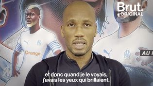 VIDEO. Les moments qui ont changé la vie de Didier Drogba (BRUT)