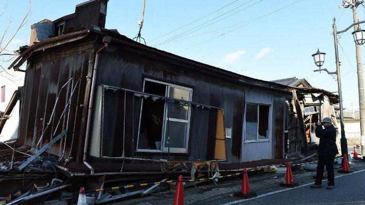 Tourisme de catastrophe à Fukushima, cinq ans après le tsunami (Toru Yamanaka/AFP)