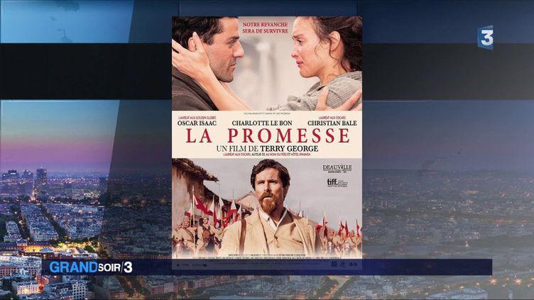 L'affiche du film La Promesse (France 3)