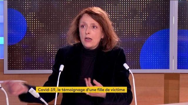 """Covid-19 : """"Je suis dévastée"""", décrit l'humoriste Stéphanie Bataille"""
