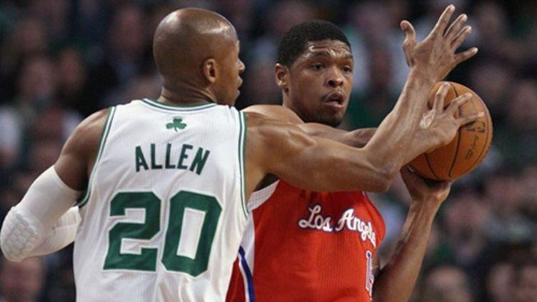 Ray Allen en rempart défensif de Boston