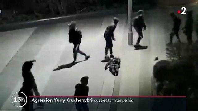 Agression de Yuriy : neuf jeunes interpellés et placés en garde à vue