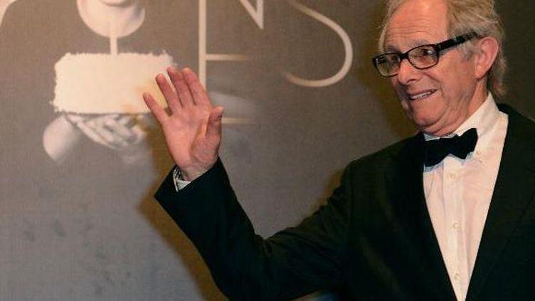 Ken Loach a obtenu le Prix du jury  (AFP)