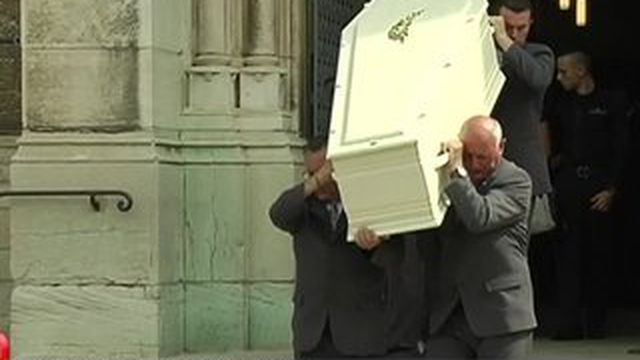 Vive émotion aux obsèques d'Hervé Cornara
