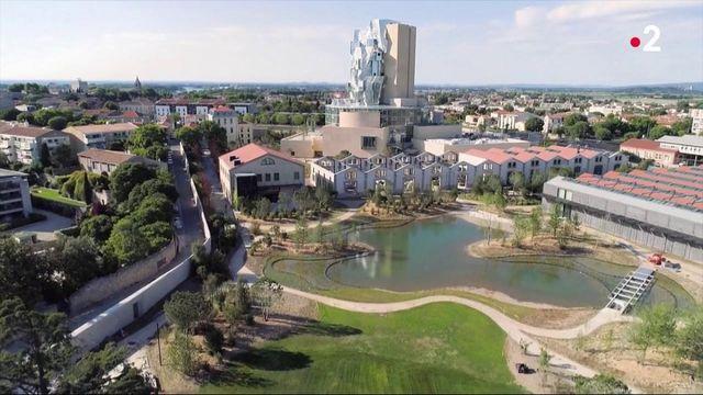 Arles : la Fondation Luma, futur temple de l'art contemporain