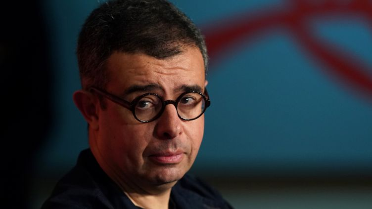 Saïd Ben Saïd au festival de Cannes en mai 2019 (SEBASTIEN BERDA / AFP)