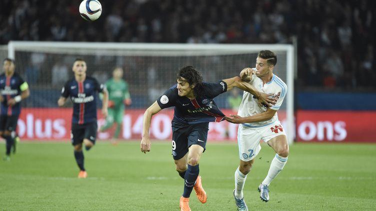Marseille espère accrocher le PSG en Ligue 1 (JEAN MARIE HERVIO / DPPI MEDIA)