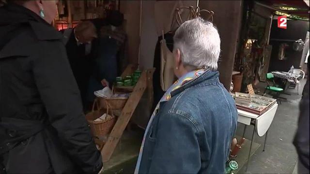 Saint-Ouen : le marché aux puces de fête ses 70 ans
