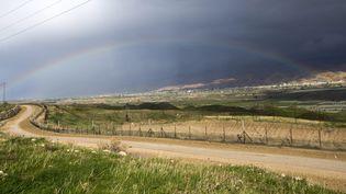 Le tourisme en Cisjordanie est en hausse, notamment pour des visites de la vallée du Jourdain (illustration) (MAXPPP)