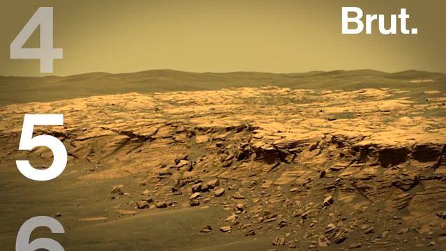 Le rover américain Perseverance s'est posé jeudi dernier sur la Planète rouge. À cette occasion, Brut a voulu répondre à quelques questions très simples sur la conquête de Mars. Focus avec Lucia Mandon, chercheuse au LESIA.
