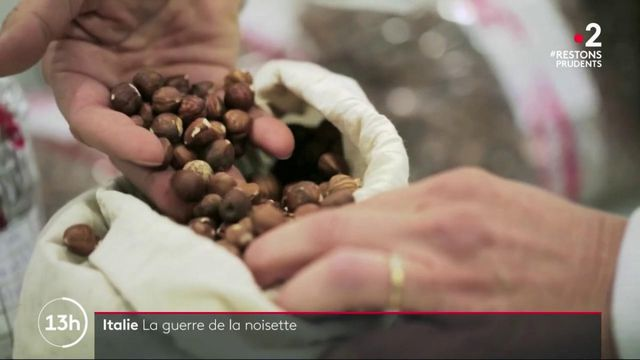 Italie : la politique du groupe Ferrero divise les agriculteurs