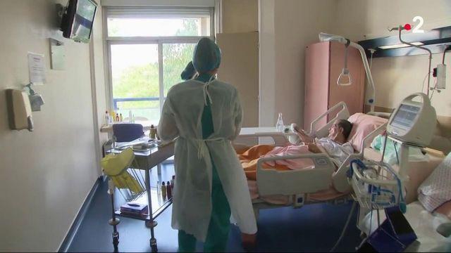 Covid-19 : le CHU de Nice reçoit des infirmières en renfort