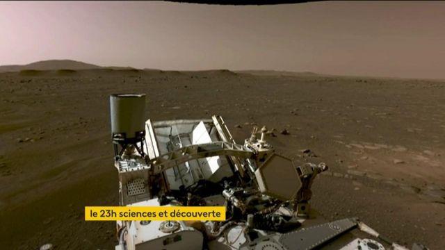 Sciences: comment Perseverance va chercher des traces de vie sur la planète rouge