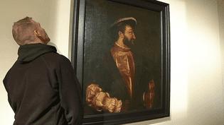 François 1er de Titien à Evreux  (France 3 / Culturebox)