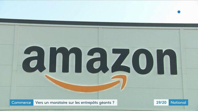 Commerce : bientôt un moratoire sur les entrepôts géants ?