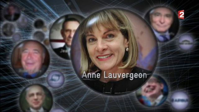 Anne Lauvergeon, l'enfant gâtée de la République