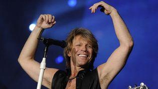 Jon Bon Jovi  (AFP)