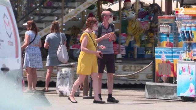 Tourisme : les étrangers déjà de retour en France
