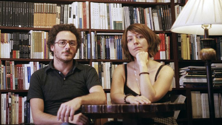 """Salomon"" et ""Madeleine"" (Madeleine & Salomon), alias Alexandre Saada et Clotilde Rullaud  (Alexandre Saada)"