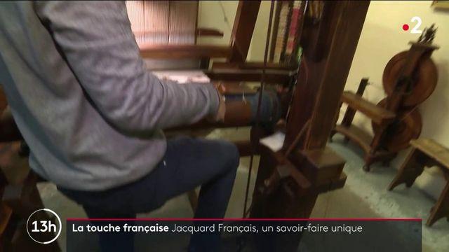 Jacquard Français :  un savoir-faire qui revient à la mode