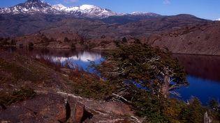 Paysage de Patagonie. (MAXPPP)