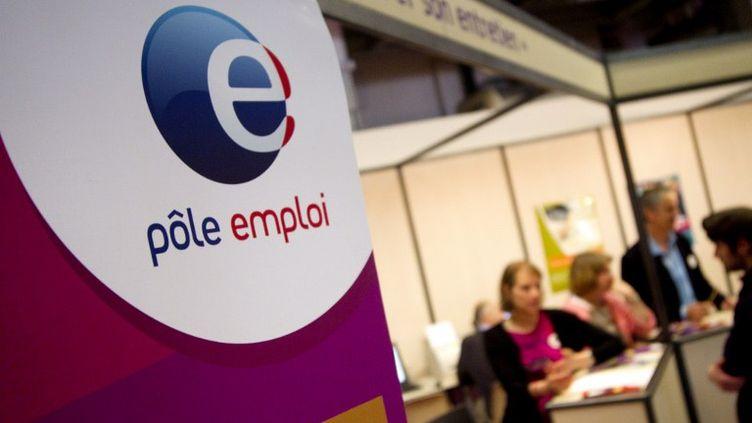 Dans une agence Pôle emploi de Paris. (PHOTONONSTOP / AFP)