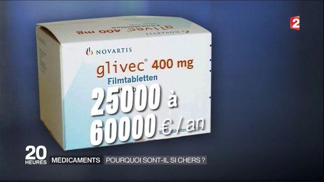 Santé : pourquoi les médicaments anticancéreux sont-ils si chers ?