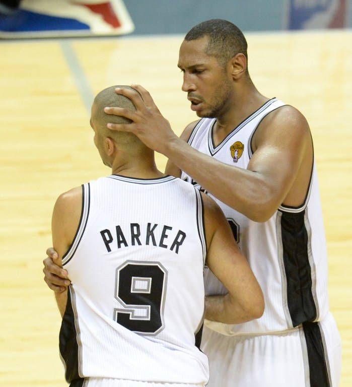 Les deux piliers des Bleus, Tony Parker et Boris Diaw, pourront encore compter sur leur entente fraternel pour réaliser une grande saison avec les Spurs de San Antonio.