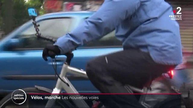 Déconfinement : un engouement nouveau pour le vélo et la marche à pied