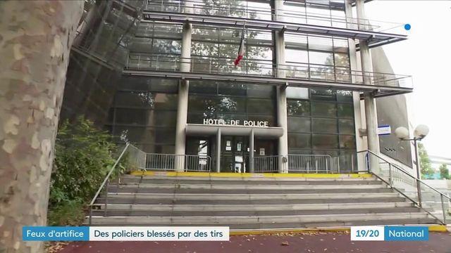 Val-de-Marne : trois policiers blessés par des tirs de mortier d'artifice