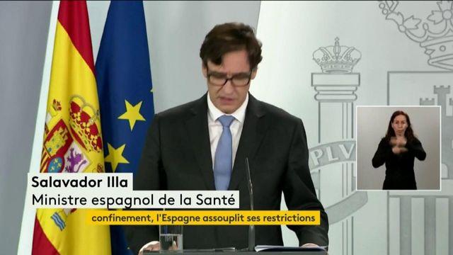 Confinement : en Espagne, l'activité reprend progressivement